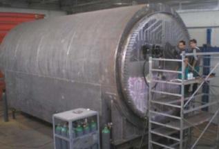 TITANIUM TUBE CONDENSER