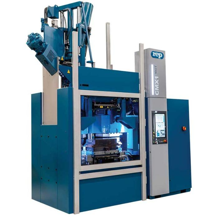 CMX1 - Compact Multi Station - Presses à injecter multipostes REP