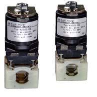 Electrovanne 2/2 à commande directe combinable, DN 1,5 - 5,0