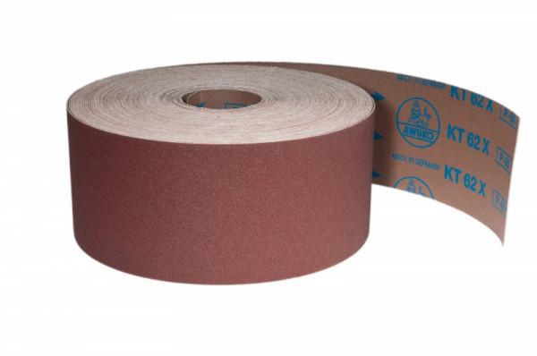 Schleifrollen für Holz / Fußboden, Metall KT62X