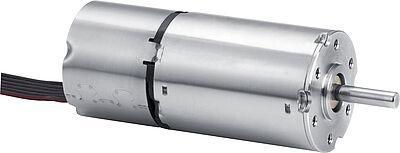 Brushless DC-Servomotors Series 2232 ... BX4 SC - Brushless DC-Servomotors with integrated Speed Controller