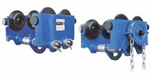 Push Trolleys and Gear Type Trolleys - L87-Trolleys