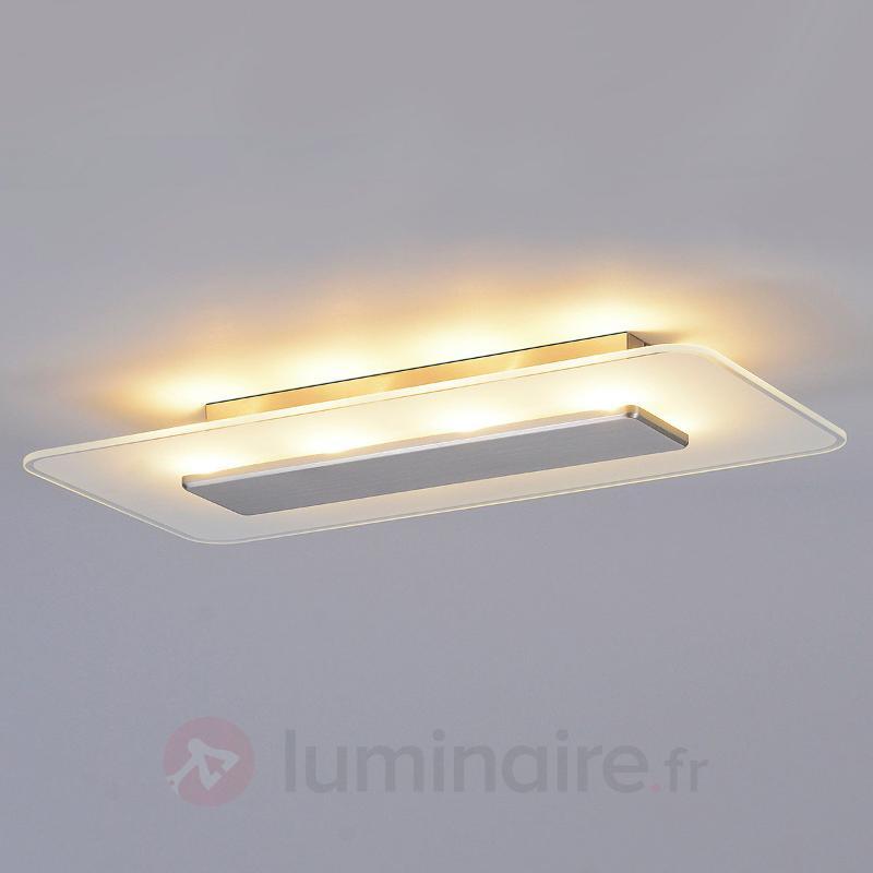 Plafonnier LED Tara aux effets lumineux fascinants - Plafonniers LED