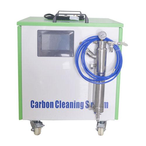 HHO Oxyhydrogen carbon clean machine - CCS1000 oxy hydrogen carbon cleaning,car service station equipment