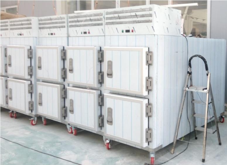 morgue unit  - morgue, hospital equipment