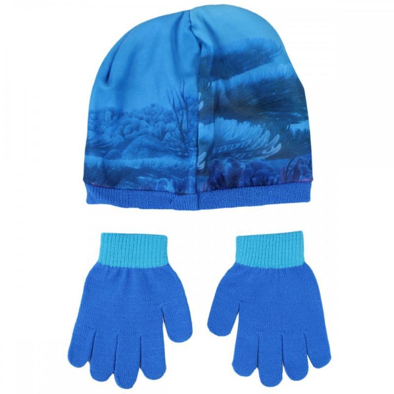 3x Bonnets et gants Nemo - Bonnet Gant Echarpe