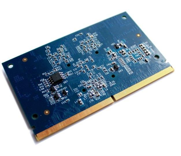 Processor module AXSY-SoM-SAMA5D3