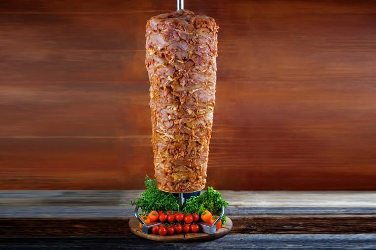 Broches de kebab - Broches de viande kebab surgelé