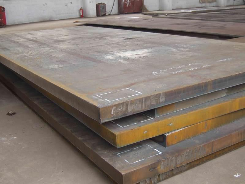 Alloy Steel Plates - Alloy Steel Plates Boiler Quality Steel Plates Manufacturers and Exporter