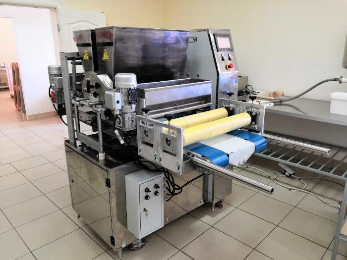 Bakery - machinery and equipment - СУРА-СДУ Universal Depositor