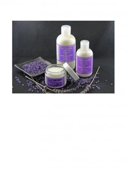 Latte purificante a la lavanda - Prodotti da massaggio