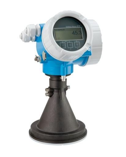 mesure detection niveau - time of flight radar FMR56