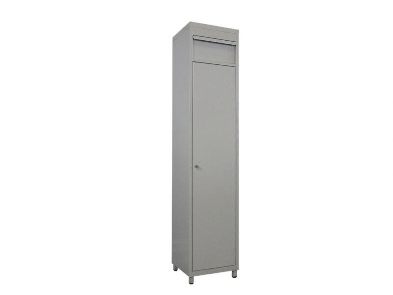 Laundry lockers for dirty clothes - Lockers with a drop box