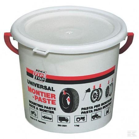 Graisse de montage 1kg - Accessoires de montage de pneus