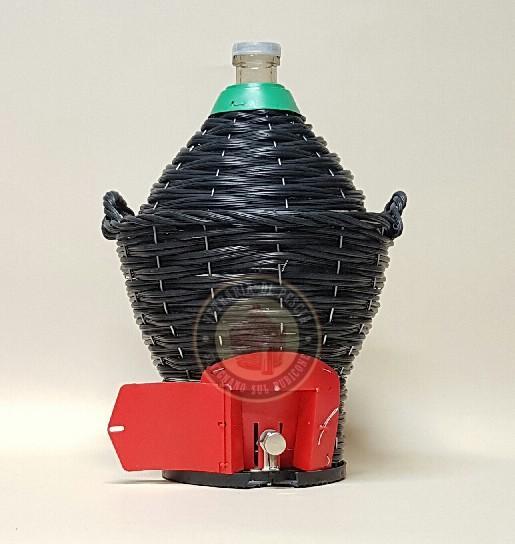 Damigiana - Damigiane in vetro - Vino - olio - aceto - acqua