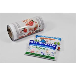 MULTI - LAYER MILK FILM PACKLUX® - Food packaging