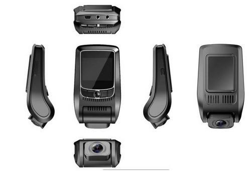 X170 concealed dash cam car black box