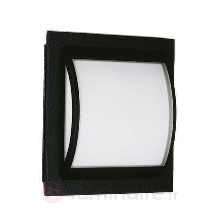 Applique / Plafonnier d'extérieur 349 E27, noir - Tous les plafonniers d'extérieur