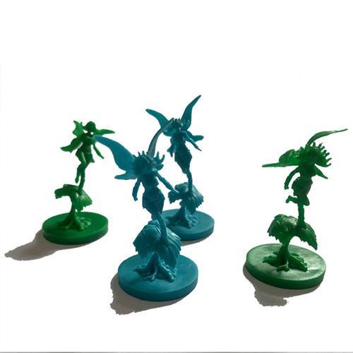 OEM Promotional Printing Custom Board Game Pieces Set with Packaging Box - Board Game/Printings