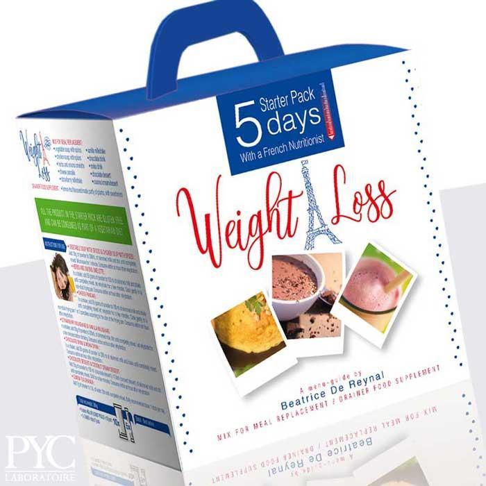 STARTER PACK - weight-management
