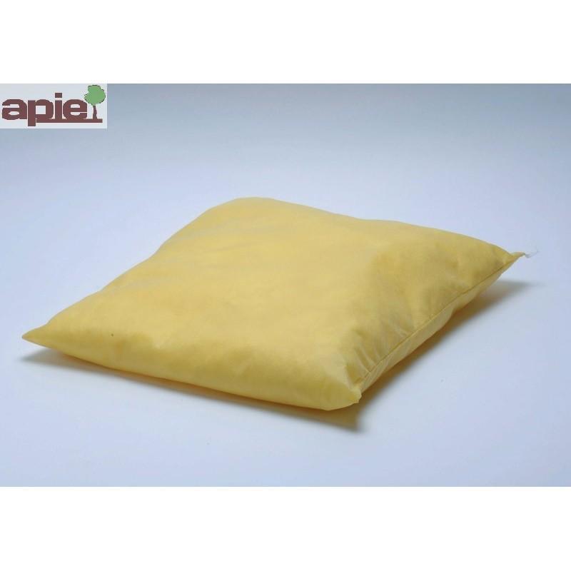 16 coussins 38 x 23 cm absorbants produits chimiques - Référence : COUS16/CHIM