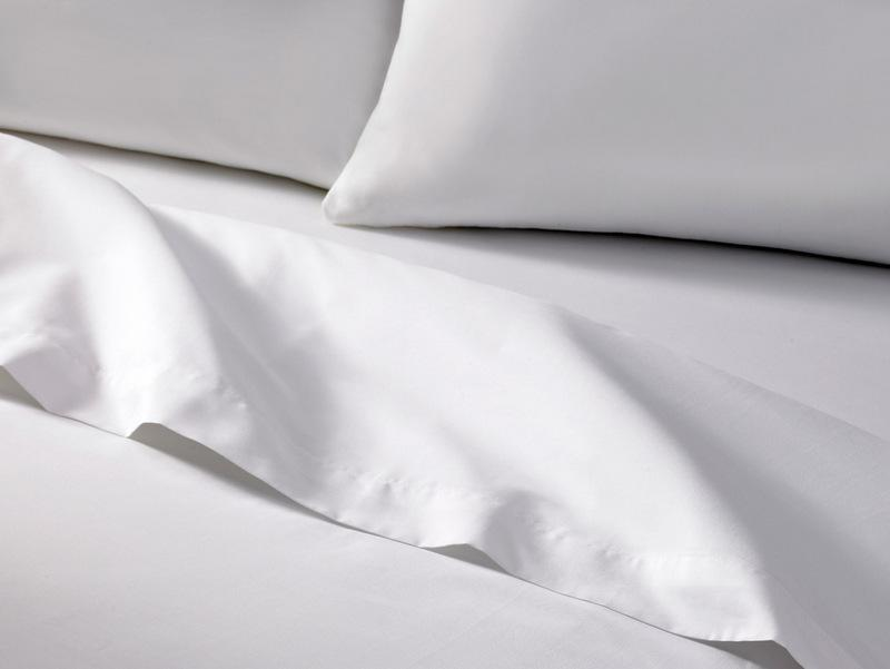 T-300 100% combed cotton hotel flat sheet collection -