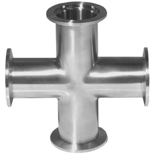 Cross Tee & 4-way Tee - Pipe Fittings  - Cross Tee, 4-way Tee, pipe fittings, Stainless Steel cross tee