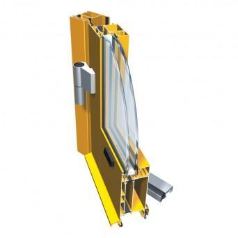 Ponzio PT 60 - Aluminiumfenster