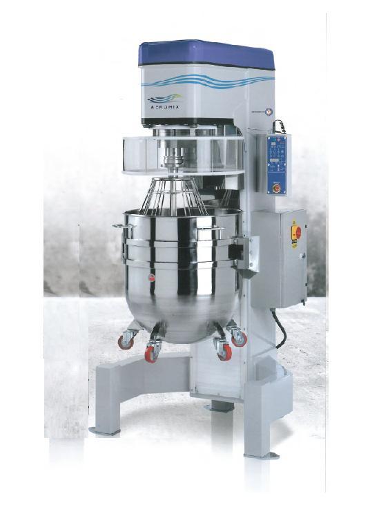Industriële planeetmengers en mixers - Planeetmenger industrieel AEROMIX VEMA MIXER