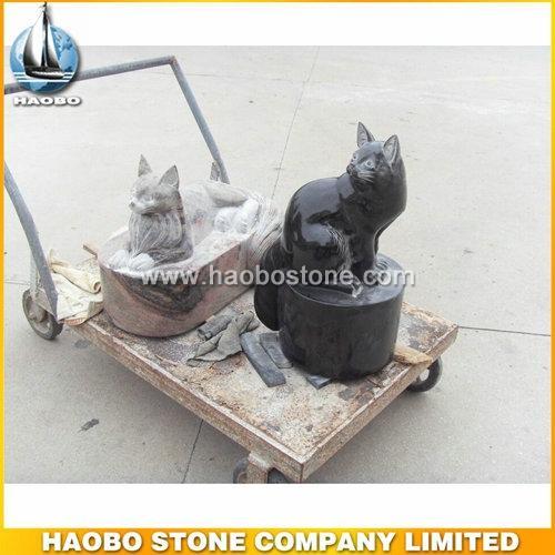Hot Sale Granite Pet Headstones For Cats - Pet Tombstone