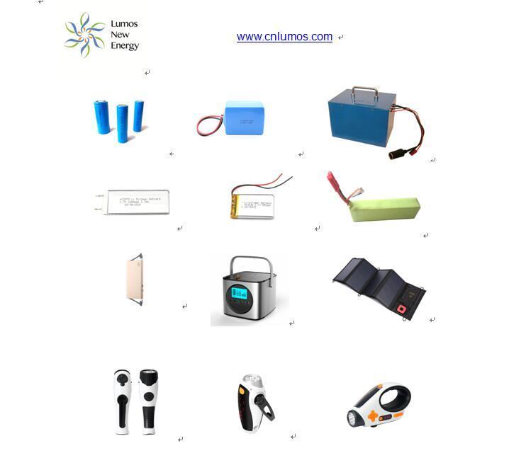 Li ion Batteries Power Banks Flashlights - Li ion Battery Li Polymer Battery Power Banks Solar Charger Flashlights