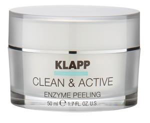 CREAM PEELING - CLEAN & ACTIVE 50 ml