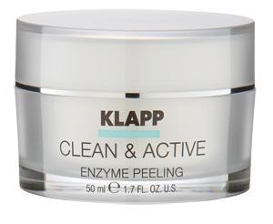 CREAM PEELING - CLEAN & ACTIVE 50 ml
