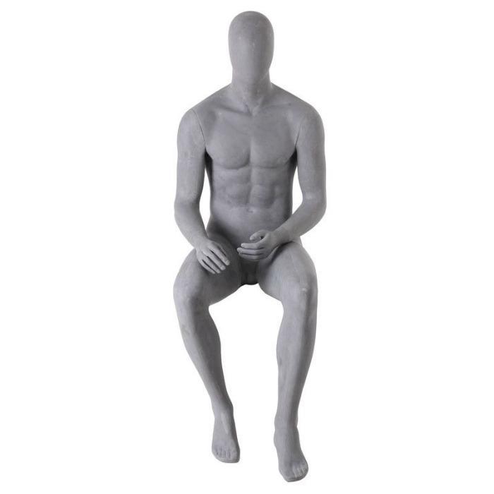 Maniquies sentados hombre - Maniquies hombre