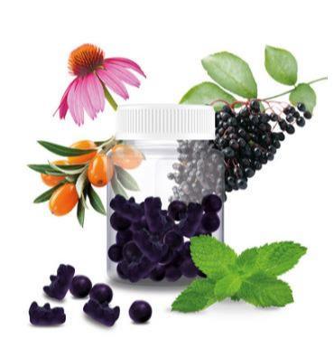 Immune booster gummies - Anklam Extrakt®