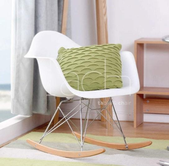 Eames Rocking Chair - Eames Rocking Relaxing Chair
