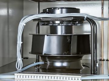 Déshumidification - Centrale Dantherm DanX1 HP