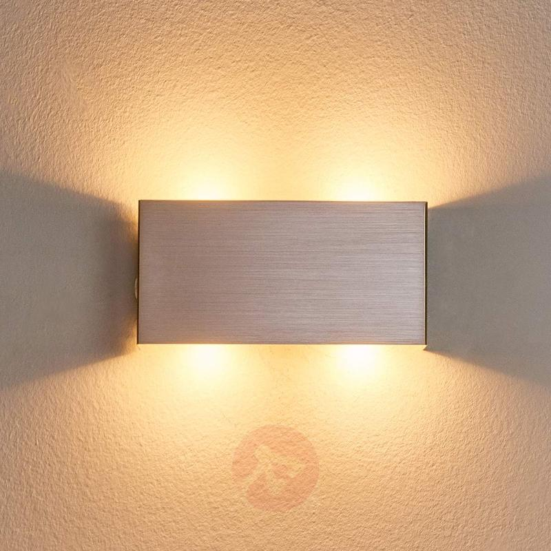 Maja - dimmable LED wall light 22cm - Wall Lights