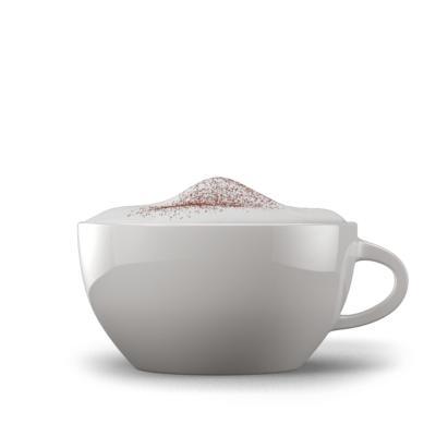 Toppings und Kaffeeweißer
