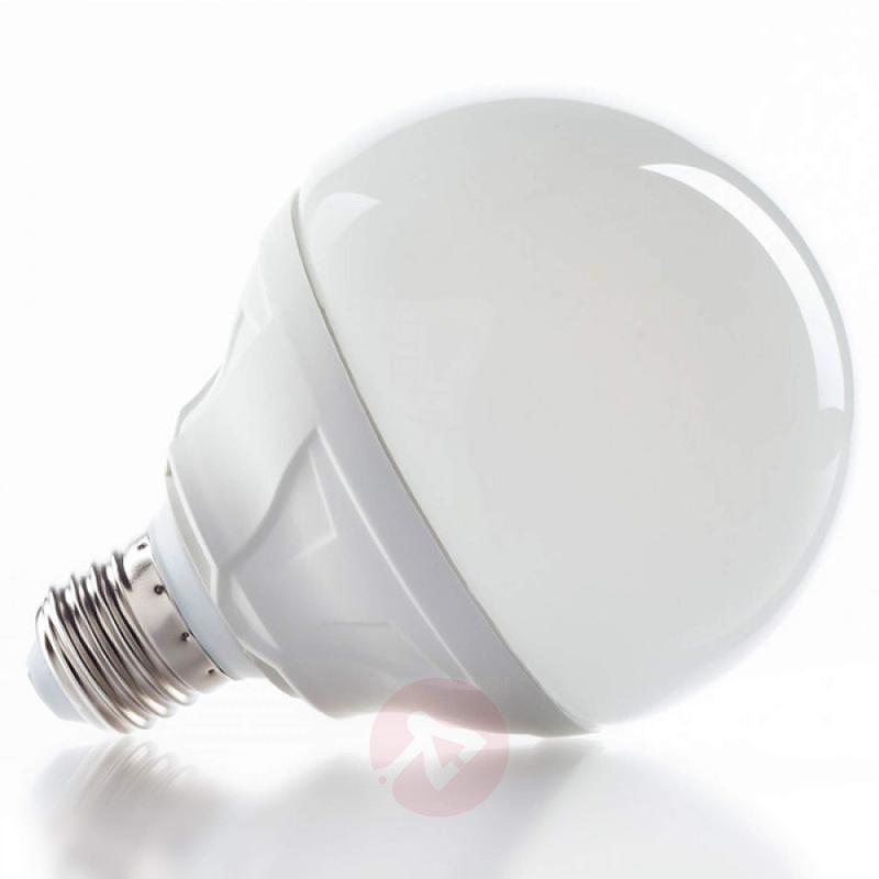 E27 15 W 830 LED Globe Bulb G95 Warm White