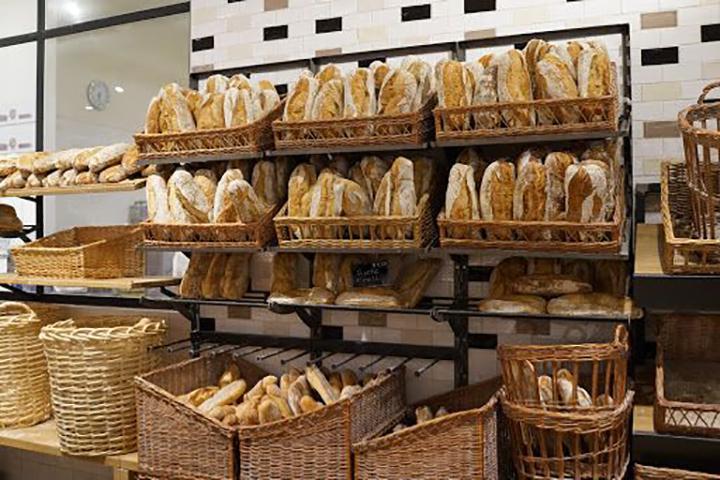 Baker's Shop - null