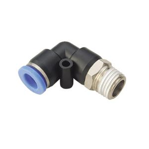 Pneumatic Push in Fittings (PT, R, BSPT Thread)  - Pneumatic Push in Fittings, Pneumatic Connector, Tube Fittings
