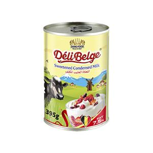 Delibelge Sweetened Condensed Milk