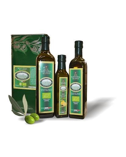 Olio extravergine di oliva bio - latta 5 litri, latta 3 litri, latta 1 litro, bottiglie di di vetro