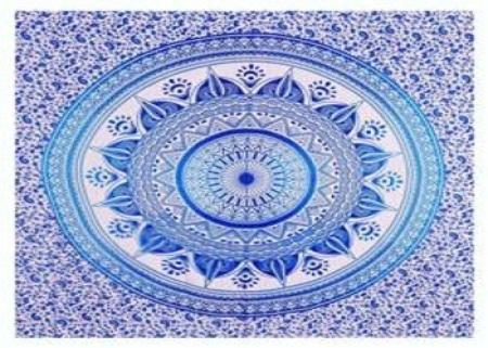 Queen Indian Tapestry Wall Hanging Mandala Tapestries
