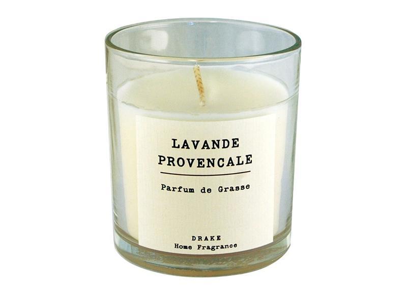BOUGIE PARFUMÉE - LAVANDE - Collection Vintage 100% Végétale