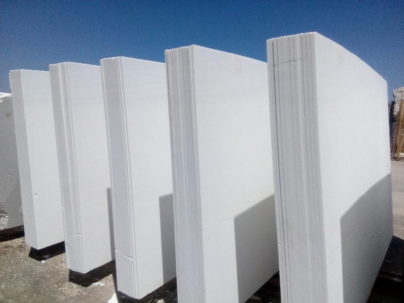Thassos marble slabs - Thassos marble slabs