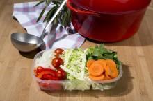 Légumes - Julienne pour potage