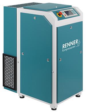Compresseurs à vis avec variateur électronique de fréquence - Gamme RSF et RSF-PRO