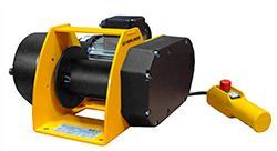 Treuil électrique monophasé pour charge de 150 à 500 kg - null